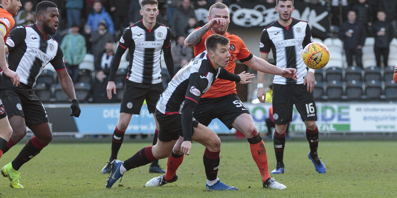 Matchday Info: St Mirren v Dundee United (26th May)