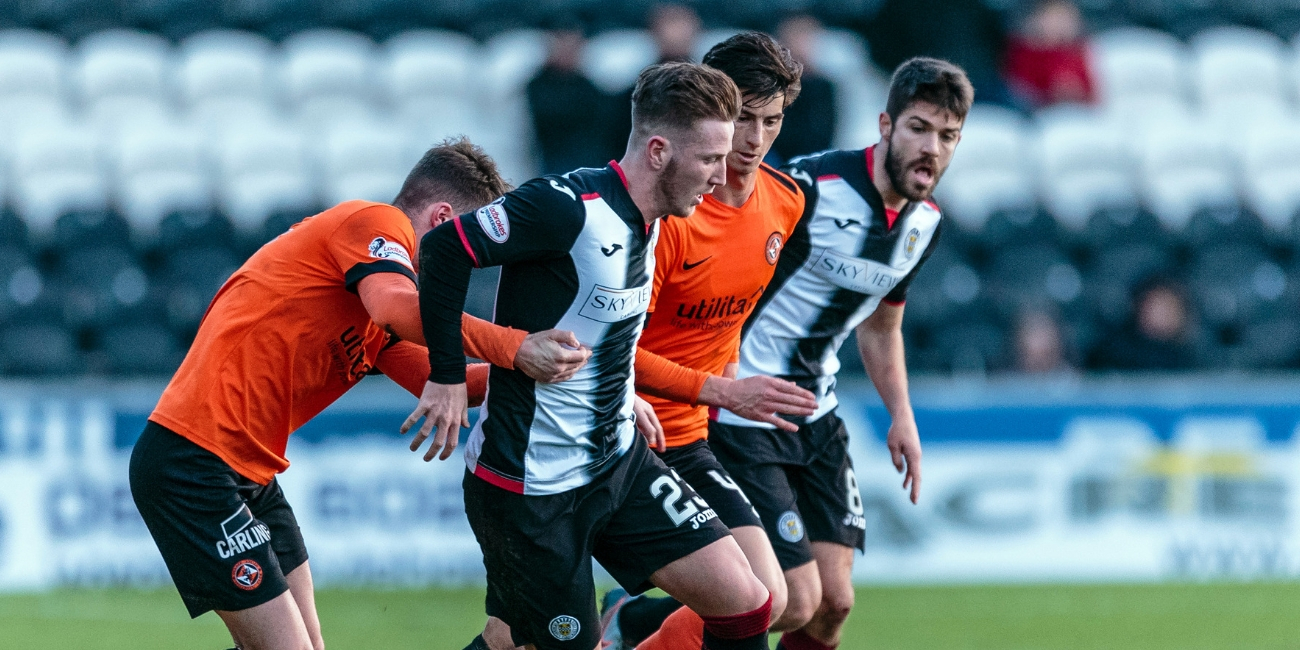 Match Preview: Dundee United v St Mirren (Ladbrokes Premiership Play-Off First Leg)
