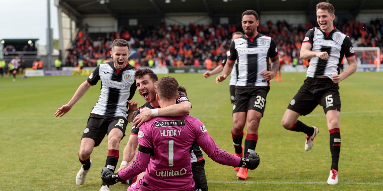 Match Report: St Mirren 1-1 Dundee United (St Mirren win 2-0 on penalties)