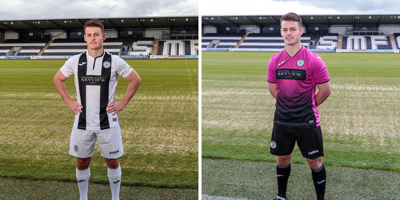 2019/20 home and away kit available to pre-order