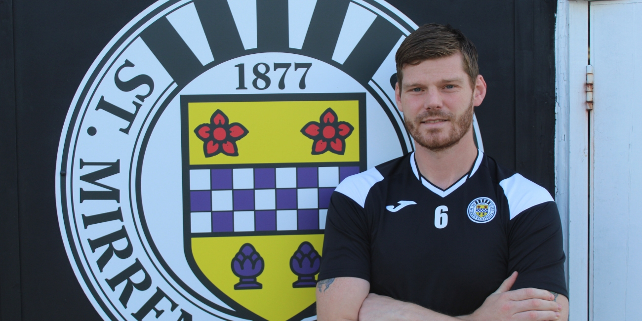 Gary MacKenzie signs contract extension