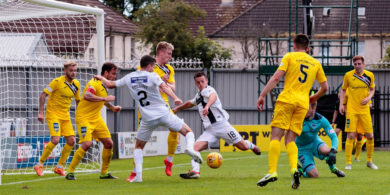 Match Report: St Mirren 2-3 Dunfermline