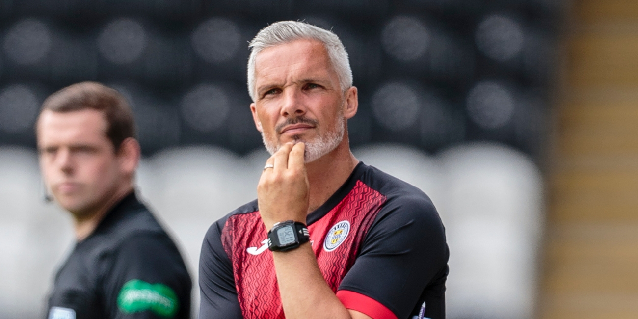 Reaction: Jim Goodwin Post-Dunfermline