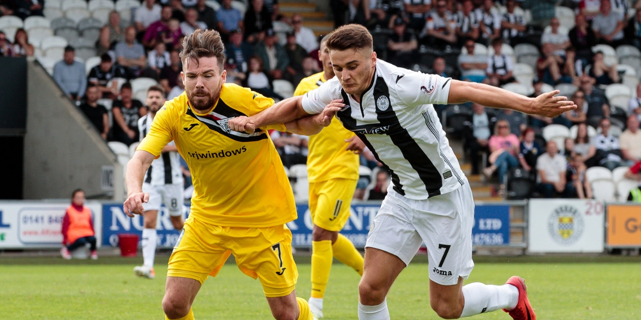 Entry Info: Albion Rovers v St Mirren (23rd July)