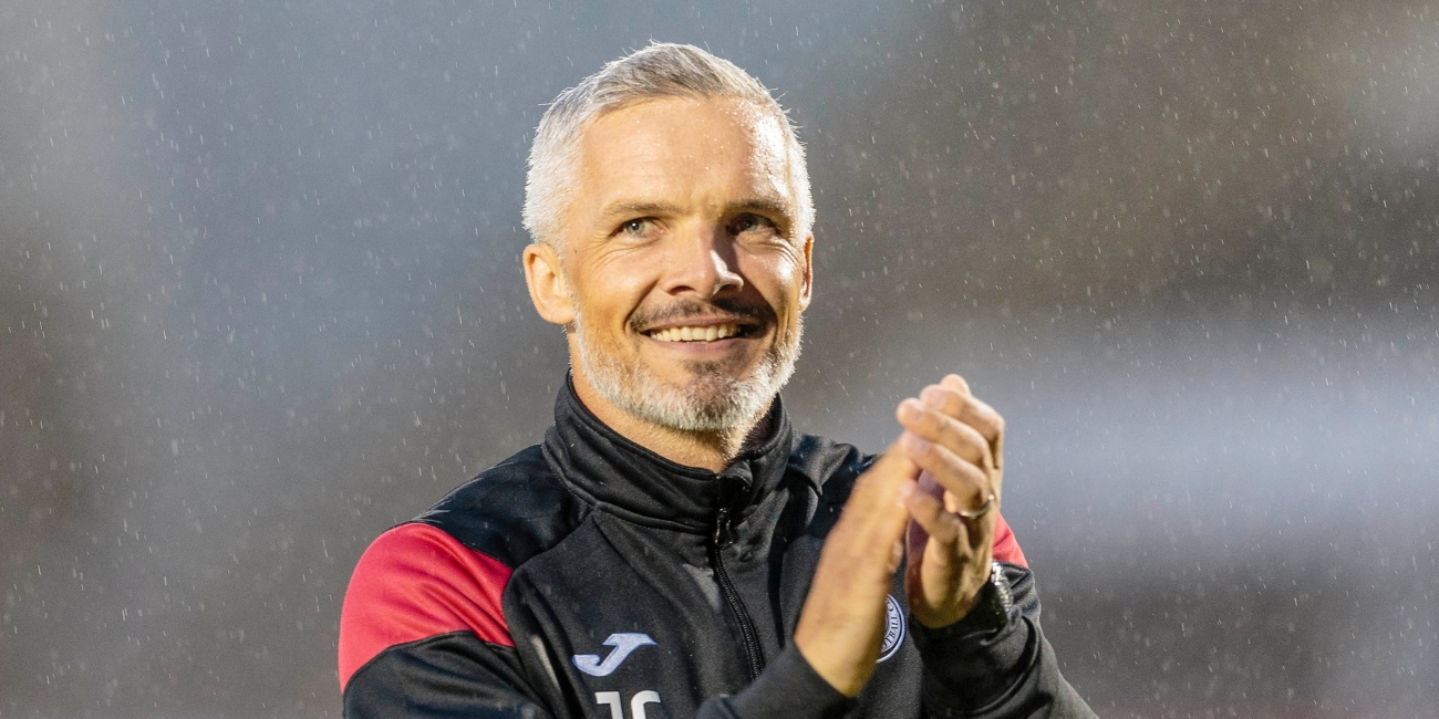 Reaction: Jim Goodwin Post-Edinburgh City