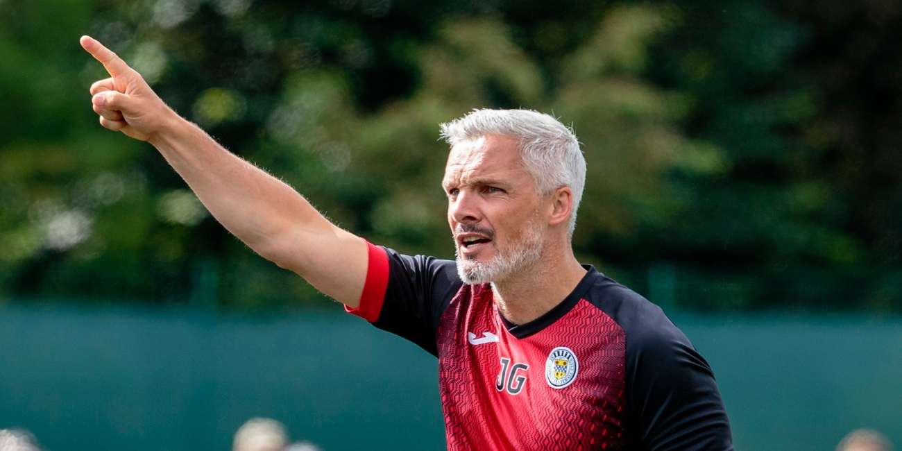 Reaction: Jim Goodwin Post-East Kilbride