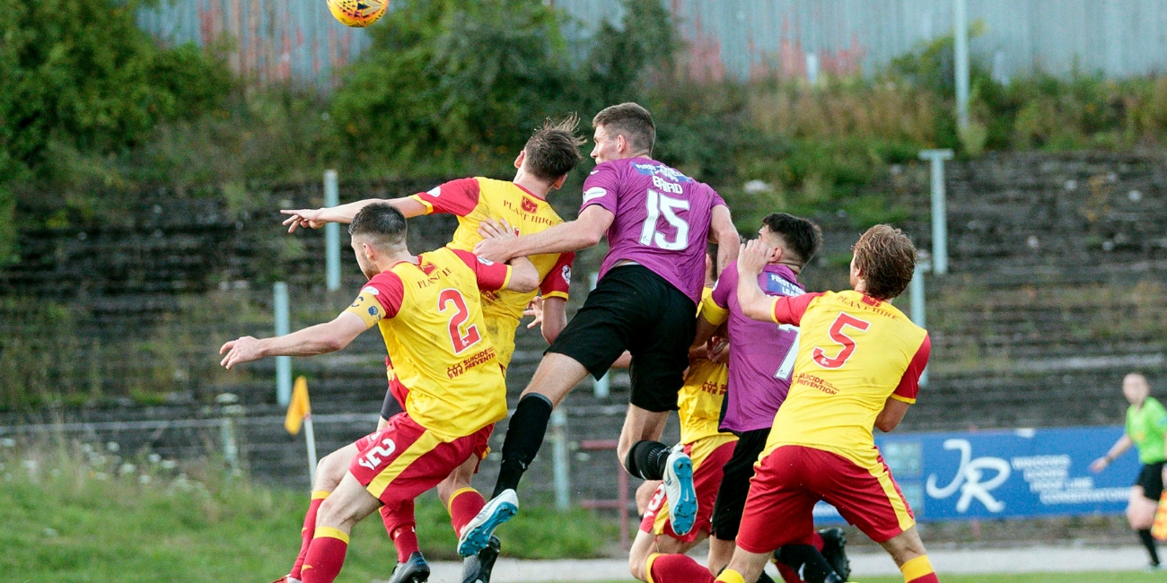 Match Report: Albion Rovers 0-0 St Mirren