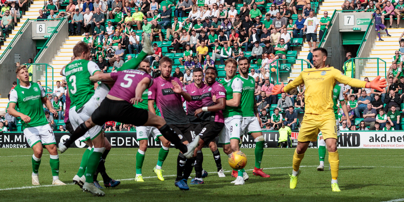 Match Report: Hibernian 1-0 St Mirren