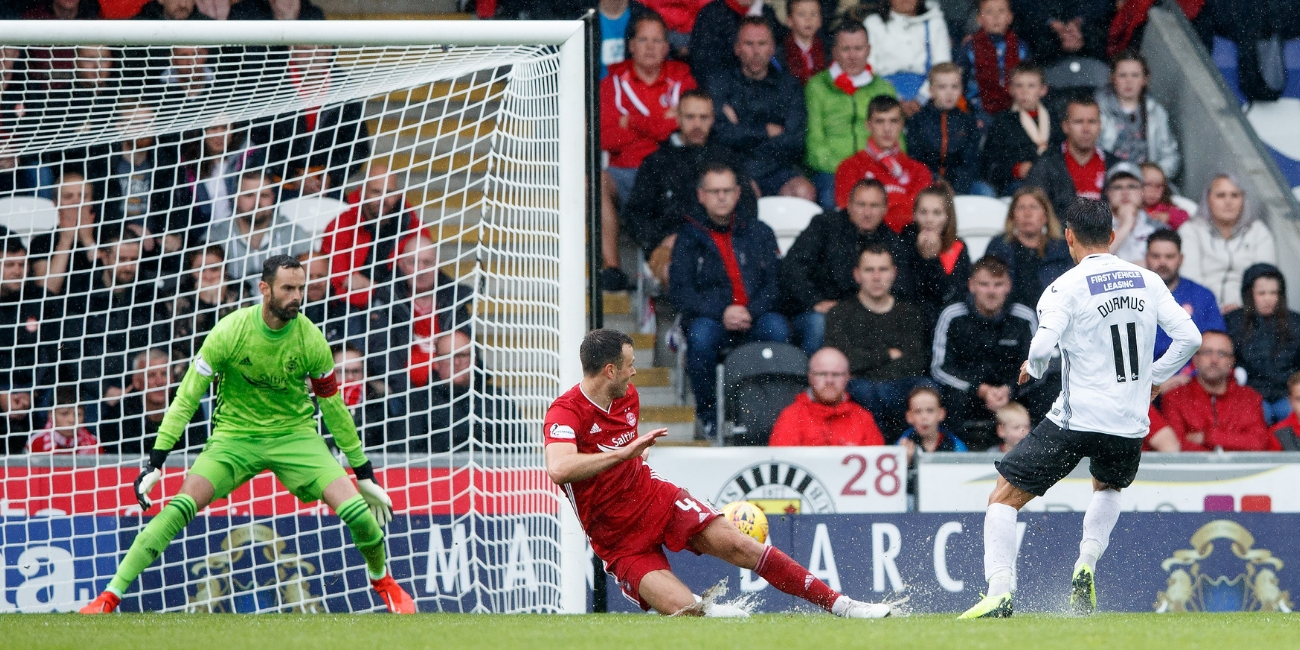 Match Report: St Mirren 1-0 Aberdeen