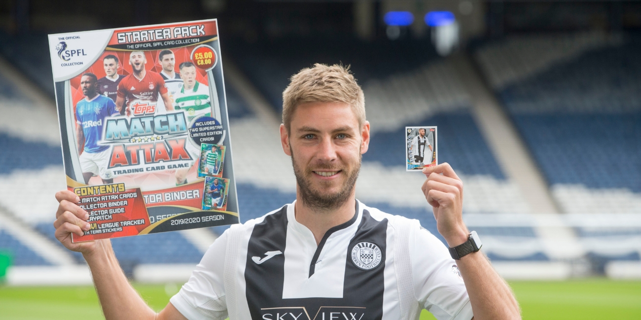 Topps launches all-new SPFL Match Attax 19/20 collection