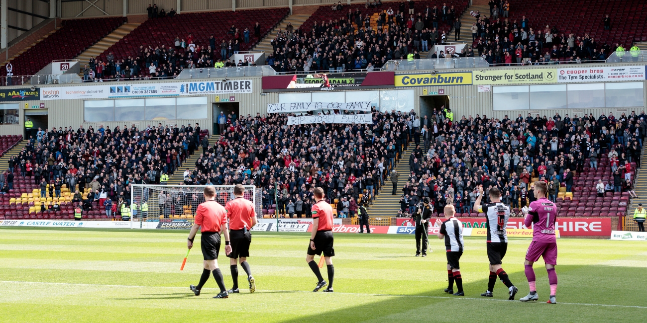 Up next: Motherwell v St Mirren (5th Oct)