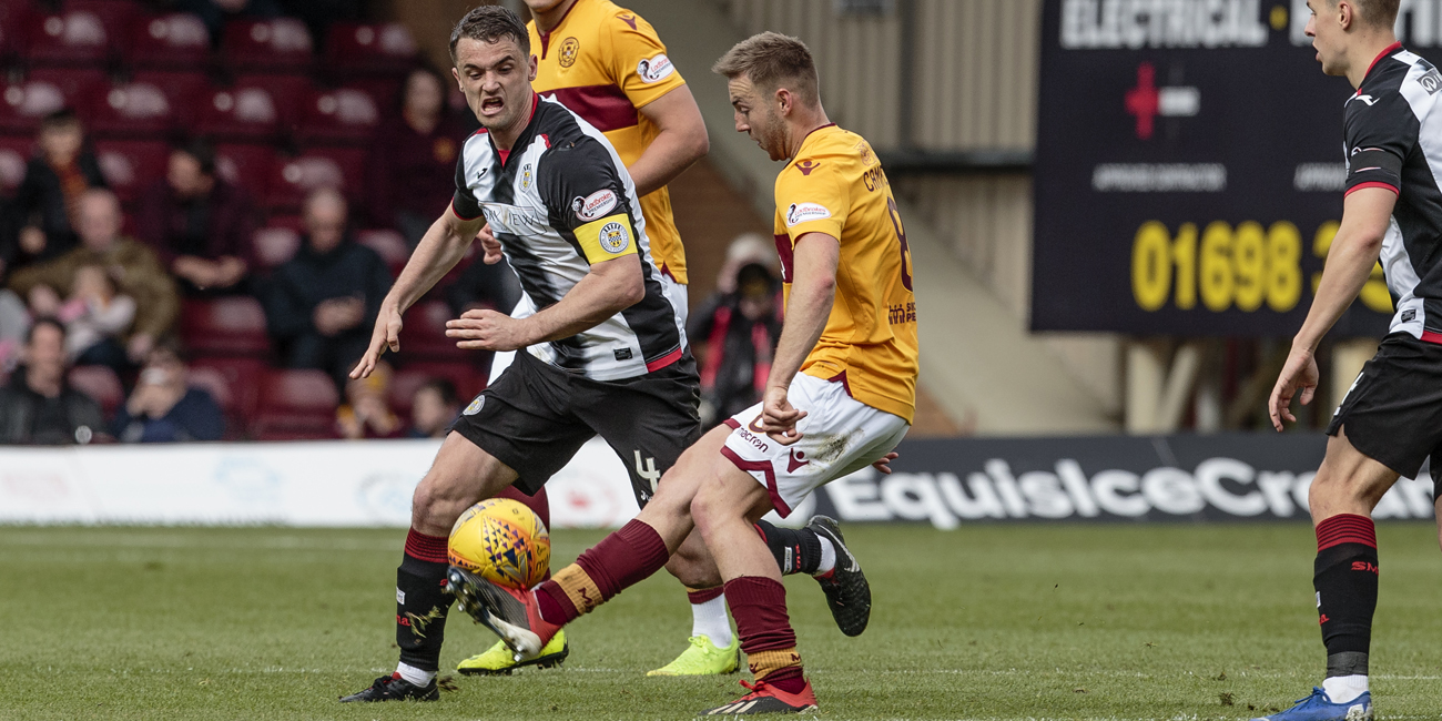 Matchday Info: Motherwell v St Mirren (5th Oct)