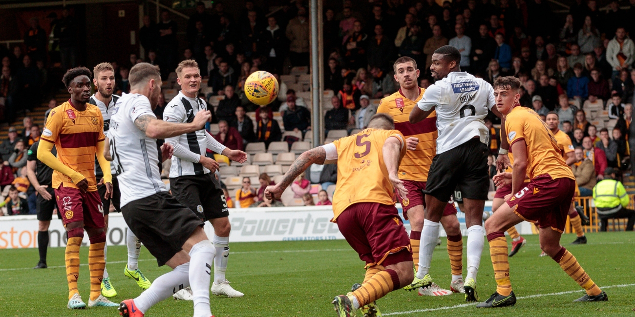 Disappointment for Saints at Motherwell