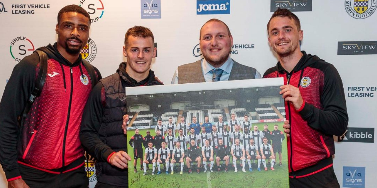 Hospitality Gallery: St Mirren v St Johnstone (19th Oct)