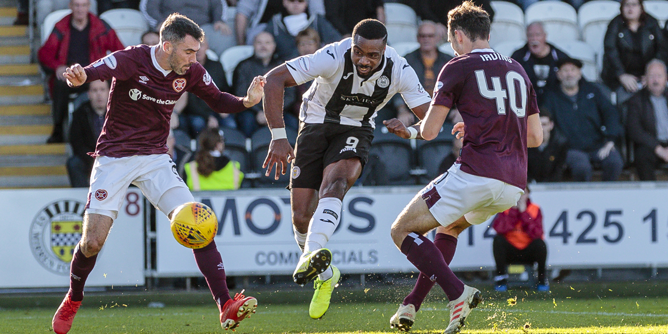 Matchday Info: Hearts vs St Mirren (9th Nov)