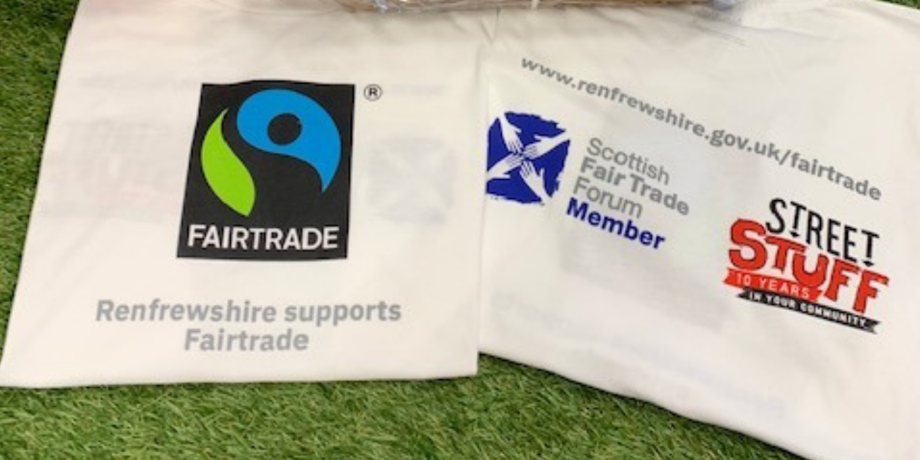 Fair trade in Renfrewshire