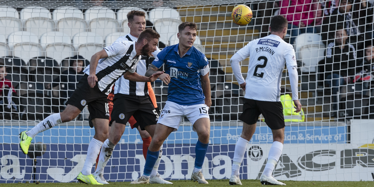 Matchday Info: St Johnstone vs St Mirren (21st Dec)