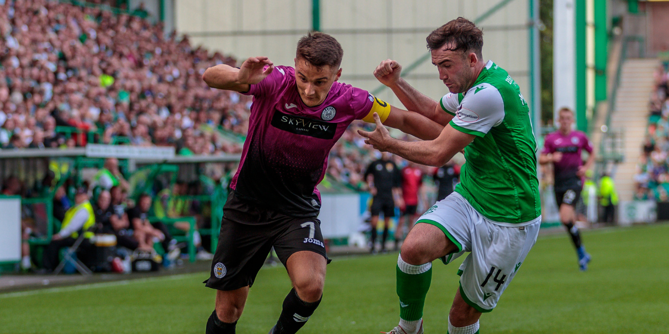 Ticket Info: Hibernian v St Mirren (1st February)