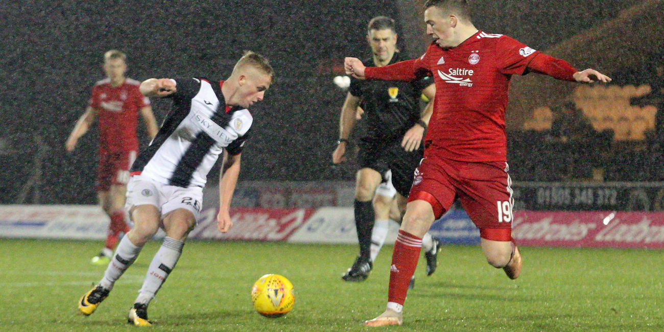Matchday Info: St Mirren v Aberdeen (26th Jan)