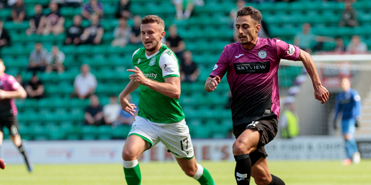 Away Info: Hibernian v St Mirren (1st Feb)