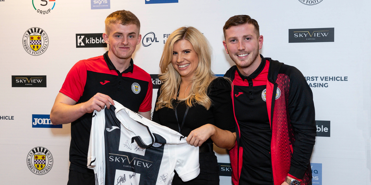Hospitality Gallery: St Mirren v Motherwell (8th February)