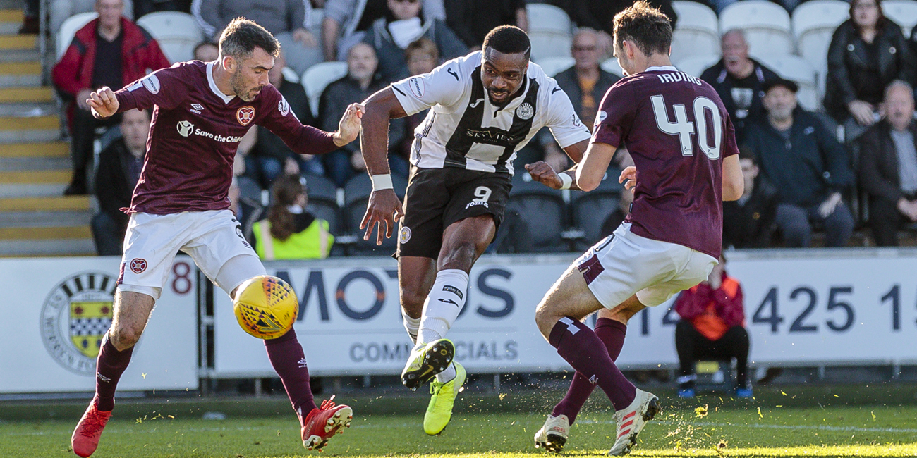 Matchday Info: St Mirren v Hearts (11th Mar)