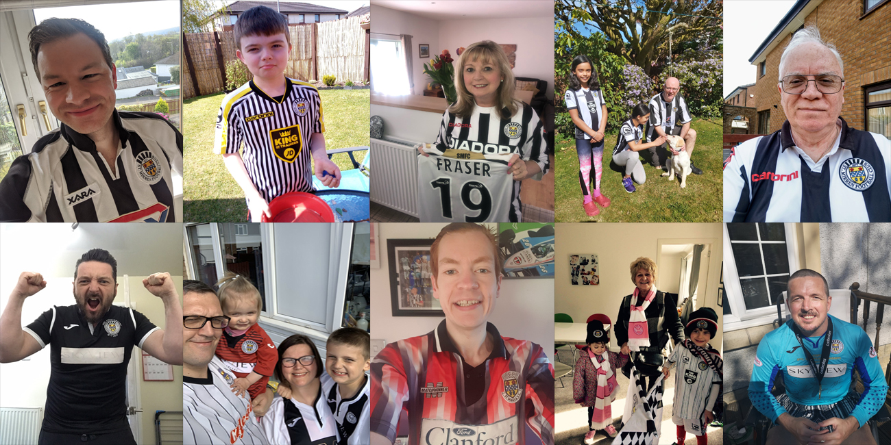 Supporters raise over £2500 for St Mirren Charitable Foundation