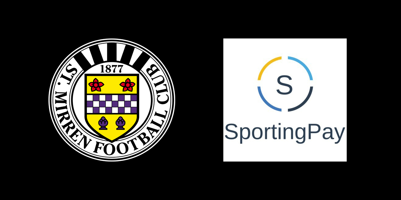 New payments partner announced at St Mirren FC