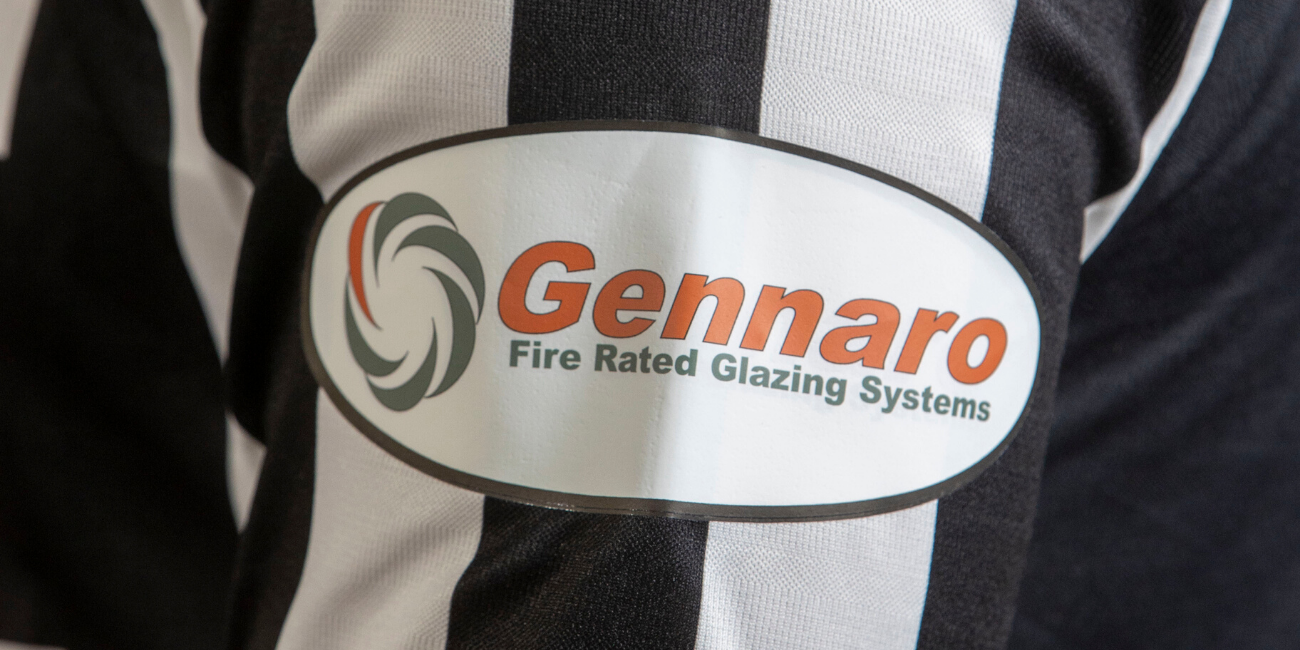 Gennaro to become first ever official sleeve sponsor