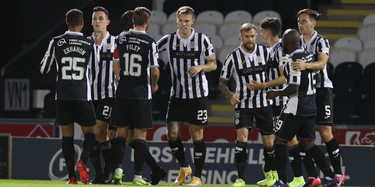 Up next: St Mirren v Kilmarnock (26th Sep)