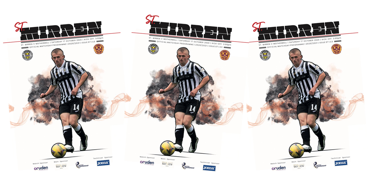 Programme: St Mirren v Motherwell (17th Oct)