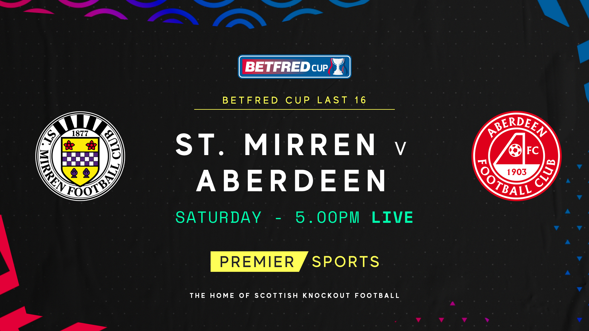 How to Watch: St Mirren v Aberdeen