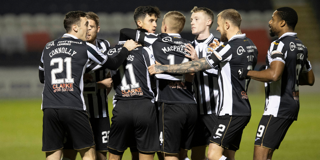 Up next: Motherwell v St Mirren (12th Dec)
