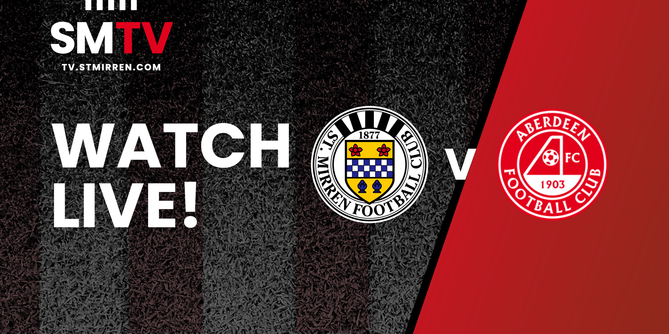 Up next: St Mirren v Aberdeen (5th Dec)