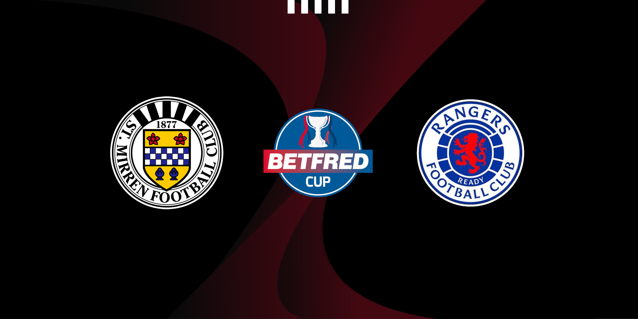 Up Next: St Mirren v Rangers (16th December)