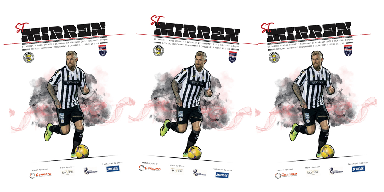 Programme: St Mirren v Ross County (27th Feb)
