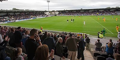 Seats and the SMFC Ticketing System