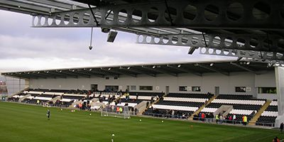Main Stand (Padded Seats)