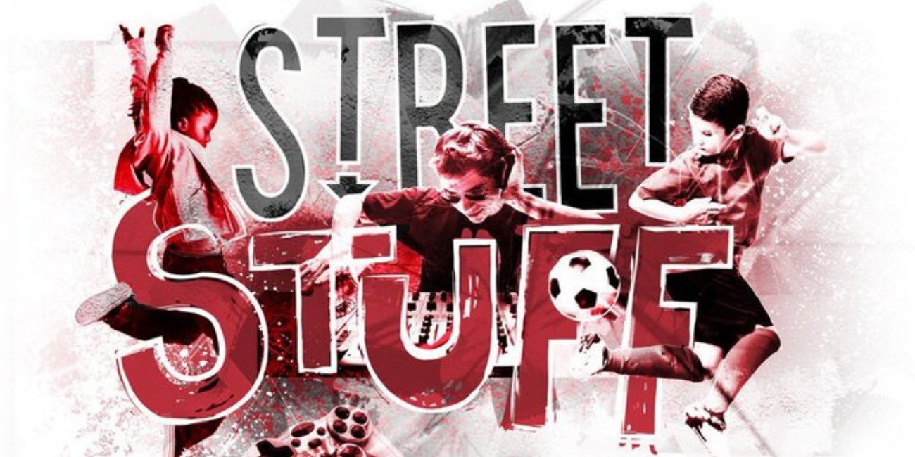 New Street Stuff Football Sessions at Linwood