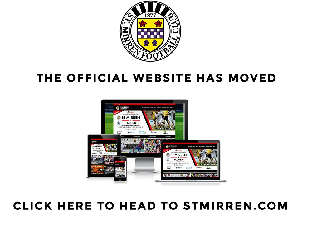 The Official Website Has Moved